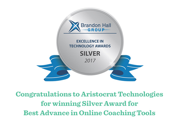 Coach Jesse is Awarded Silver in Excellence in Technology Awards