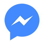 FB Messenger Icon Chatbot