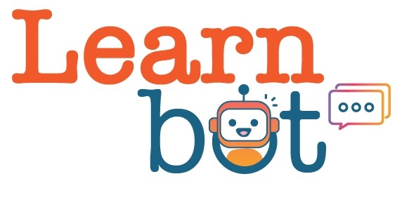 LearnBot the chatbot logo