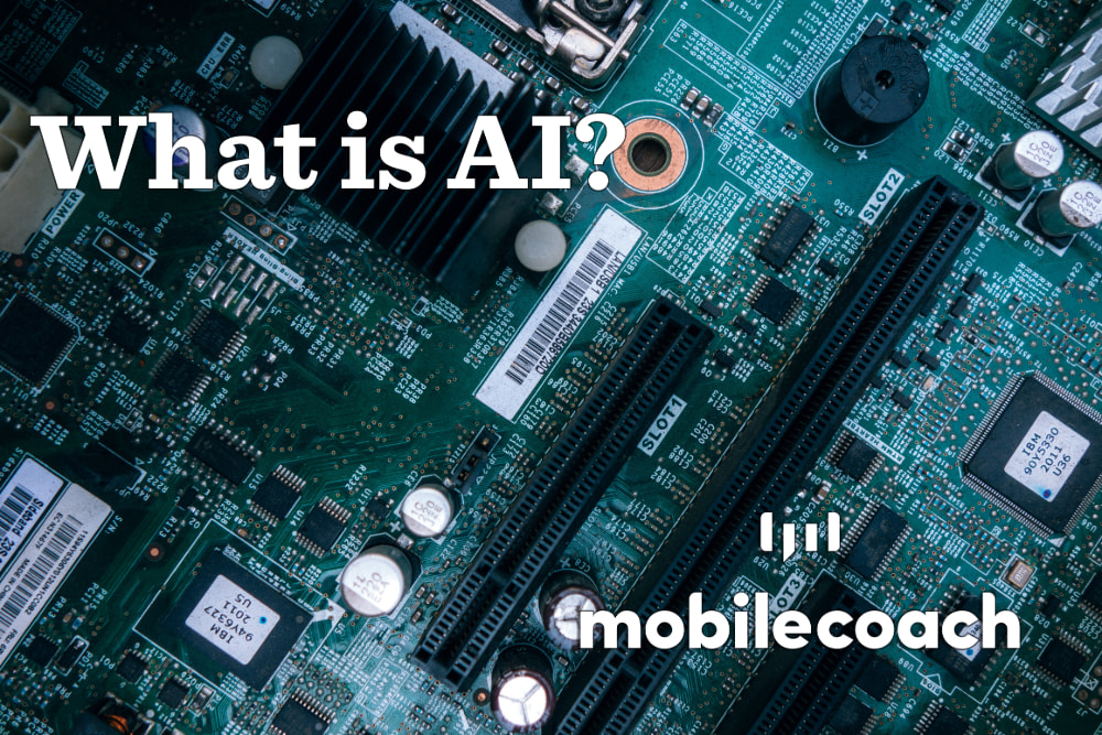 Chatterbots 5 – What is Artificial Intelligence?
