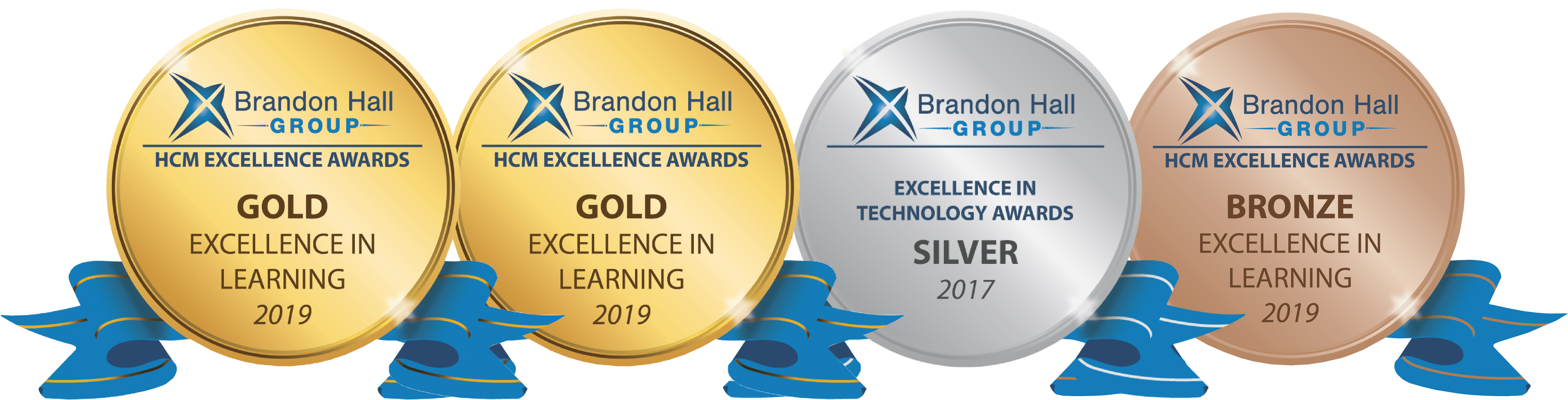 Winner, Winner! 3 Brandon Hall Excellence Awards