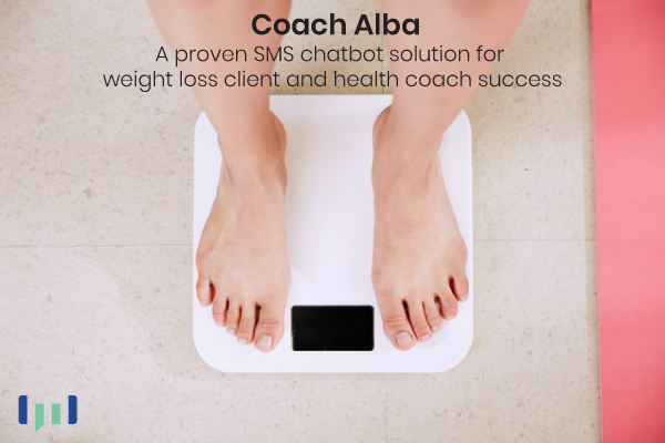 Coach Alba, Weight Loss Tracker Chatbot