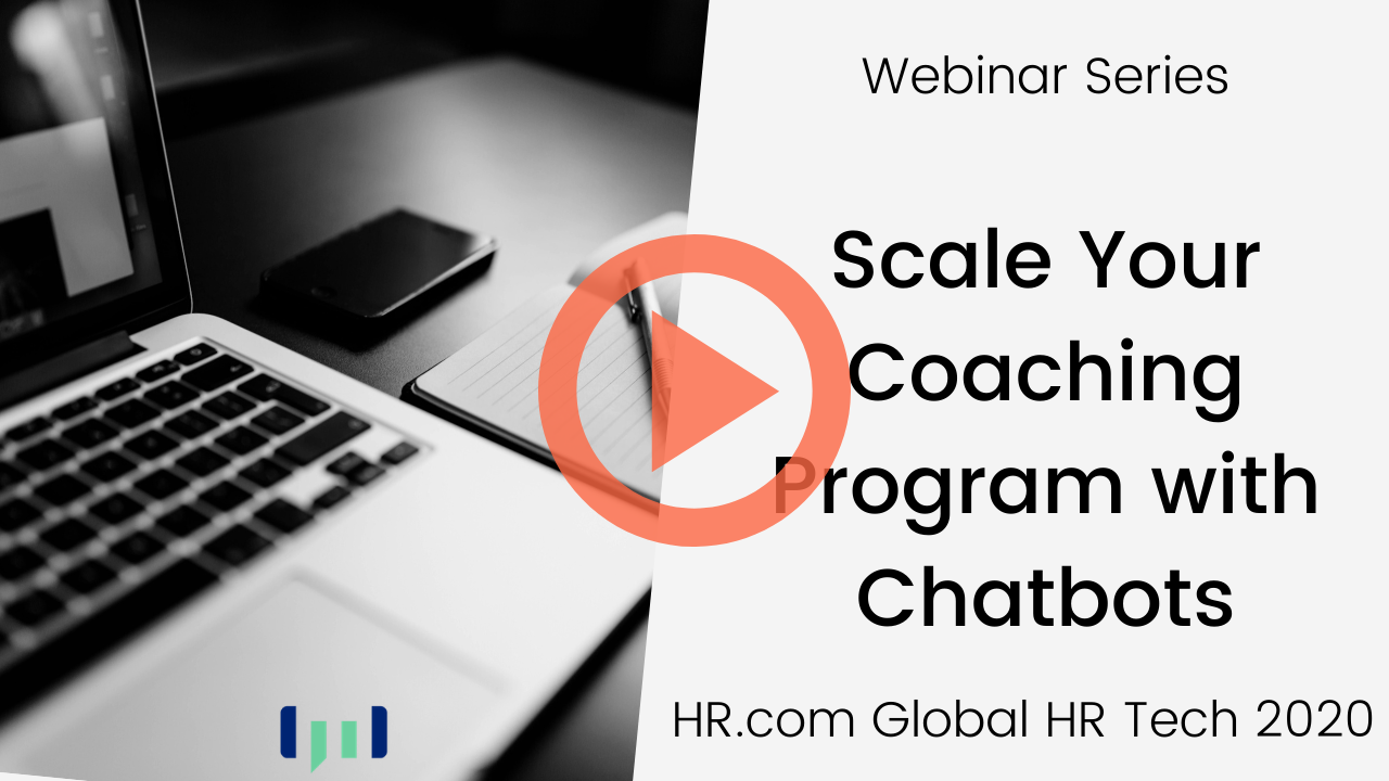 scale coaching programs with chatbots