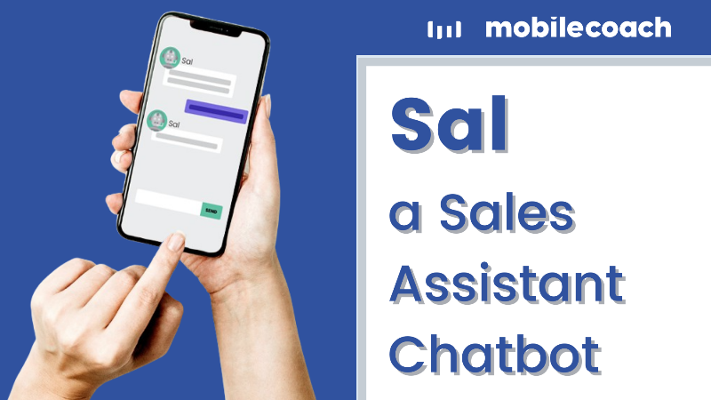 sales assistant chatbot featured image