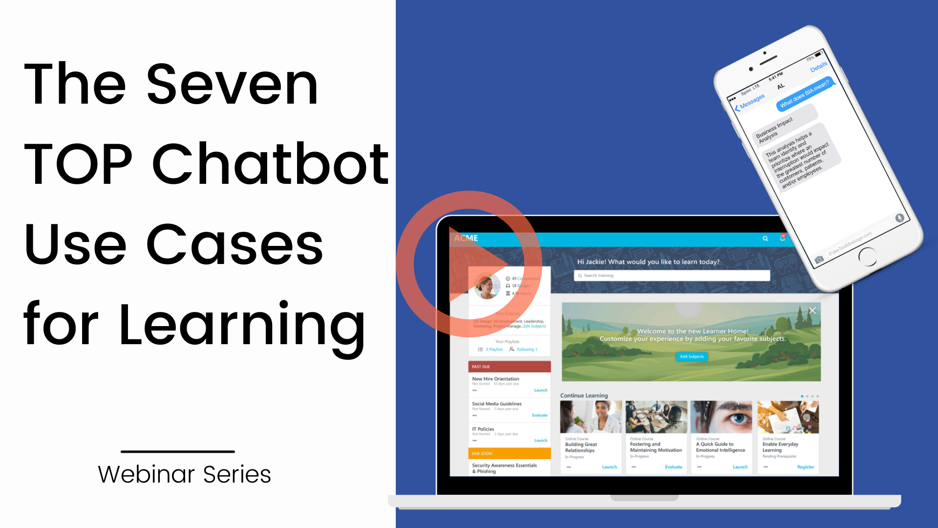seven chatbot use cases
